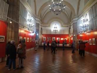 Sigüenza en acuarelas, hasta el 30 de junio en la Ermita de San Roque
