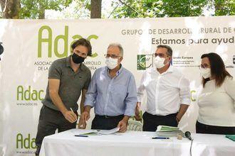La Asociación para el Desarrollo de La Alcarria y La Campiña (ADAC) ha firmado 20 contratos de proyectos empresariales