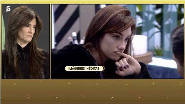 LECTURAS Adara explota contra Gianmarco por intentar seducir... ¡a su madre!