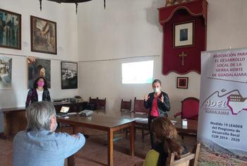 ADEL ha presentado ante el tejido empresarial y social de la comarca su proyecto 'Marca de Identidad Comarcal'