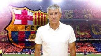 Setién, destituido como entrenador del Barça tras la HUMILLACIÓN ante el Bayern