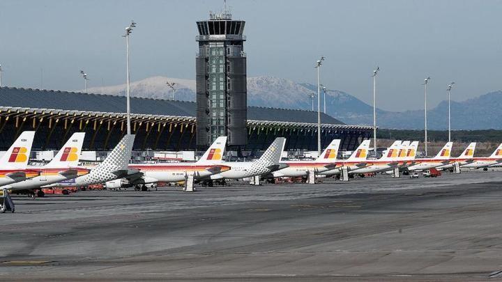 Aena recupera el vuelo en junio, aunque registra un 96,1 % menos de pasajeros