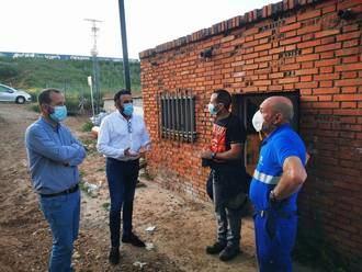 Los depósitos de agua potable de Azuqueca registran una descompensación que crea problemas en el suministro a las viviendas del municipio