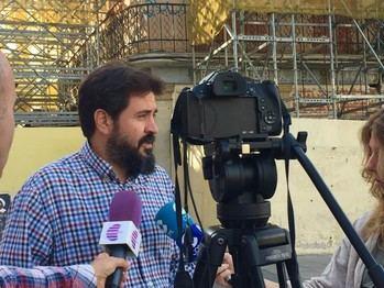 """El Pleno del Ayuntamiento de Guaalajara """"pan y circo"""", según AIKE"""