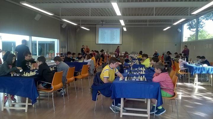 El domingo 10 en Sigüenza, segunda prueba del XV Circuito Provincial de Ajedrez Infantil
