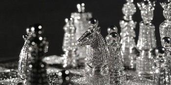 Los tableros de ajedrez más caros del mundo