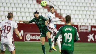 La suerte y el gol rehuyen al Alba