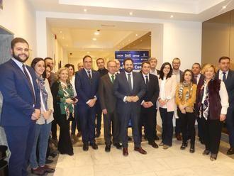 Alcaldes y diputados populares reivindican en Madrid las posibilidades inversoras de Cuenca y piden más ayuda para los pueblos