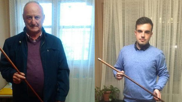 Sergio Arranz (22 años) sustituye a su padre, fallecido por coronavirus, como alcalde de Cantalojas
