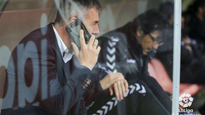 """Lucas Alcaraz: """"No era fácil puntuar en Montilivi"""""""