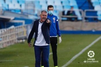 """Lucas Alcaraz: """"Hoy las sensaciones han sido buenas; solo nos ha faltado el gol"""""""