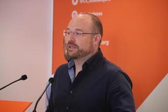 """Ruiz (Cs) : """"Según los datos del paro uno de cada diez parados nuevos en España es castellanomanchego"""""""