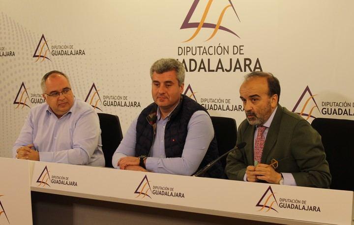El PP de la Diputación de Guadalajara solicita medidas para ayudar a ayuntamientos y autónomos por la crisis del coronavirus