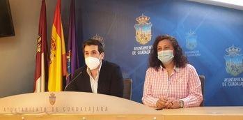 """El PP denuncia que """"los servicios de Intervención llevan al Tribunal de Cuentas las irregularidades económicas de Alberto Rojo"""" en el Ayuntamiento de Guadalajara"""