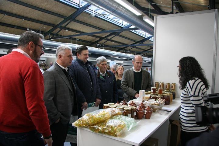 Diputación, COAGRAL y Ayuntamiento de Guadalajara convierten el Mercado de Abastos en el mejor escaparate para los Alimentos de Guadalajara