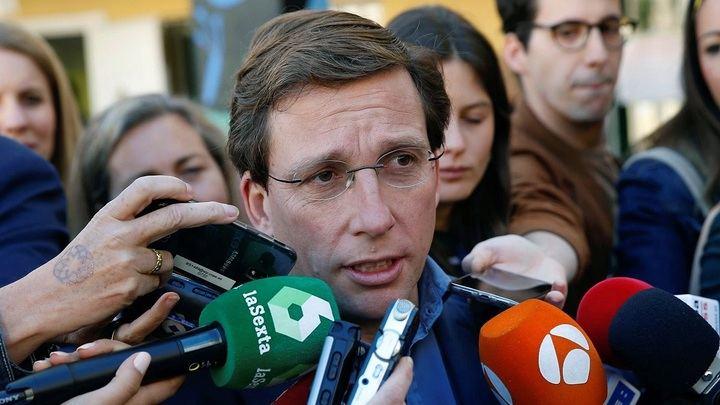 """Almeida: """"Estamos preparados para cerrar Madrid, aunque de momento no lo contemplamos"""""""