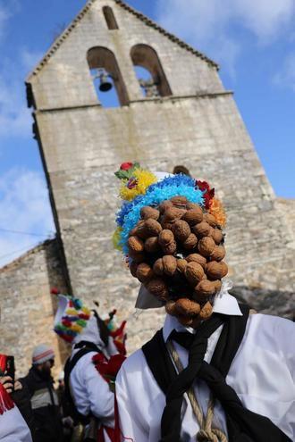 El renacer de una tradición milenaria: el carnaval de Almiruete
