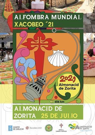 Almonacid de Zorita emplaza a almonacileños y visitantes a celebrar la fiesta del Corpus en 2021