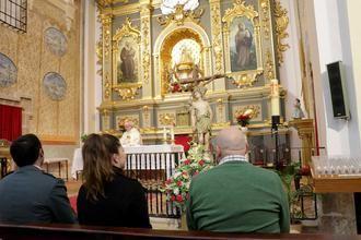 Almonacid celebró San Sebastián, patrono del Ayuntamiento