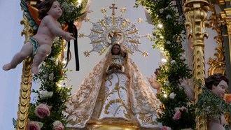 Almonacid ha vivido unas vísperas y un Día de la Virgen de la Luz especialmente emotivos