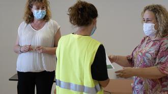 Finaliza el curso de formación logística en Alovera para la rápida inserción laboral de quince vecinos