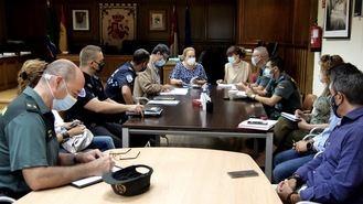 Alovera celebra una Junta Local de Seguridad Extraordinaria para analizar los GRAVES incidentes de la semana pasada