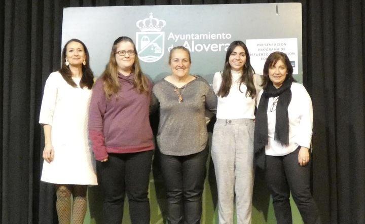 Alovera reconocida a nivel nacional por sus iniciativas frente al absentismo escolar con un premio de la FEMP y el Ministerio de Educación.