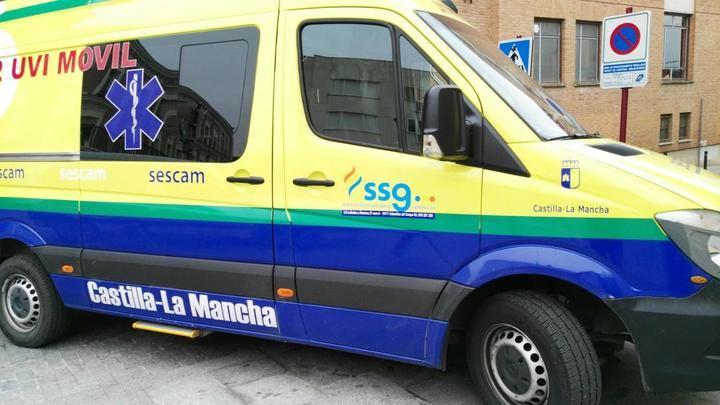Comunicado de los trabajadores del Transporte Sanitario terrestre de Guadalajara