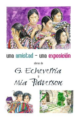 La Sala Multiusos del Centro San José de Guadalajara reabre sus puertas con una exposición de pintura de Echeverría y Mía Patterson
