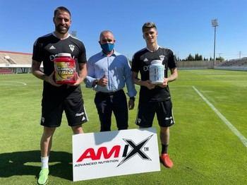 AMIX Levante suma y sigue para el Albacete Balompié