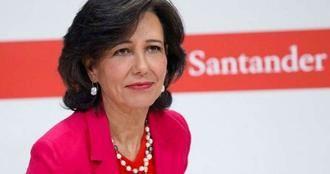 EL Santander QUINTUPLICA su beneficio en el primer trimestre de 2021 hasta...1.608 millones de euros