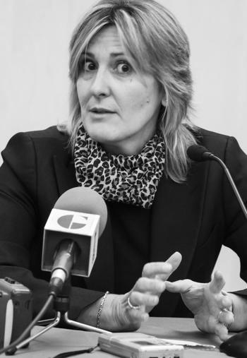 """Ana del Campo, histórica periodista del Ayuntamiento de Guadalajara desde hace 38 años, """"nuestra Ana"""", se jubila este viernes"""