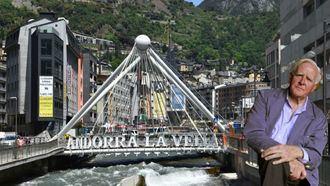 Primer congreso en Andorra de escritores de novelas de espionaje