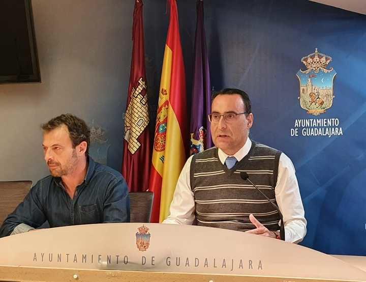 Vox exigirá al equipo de Gobierno de PSOE y Ciudadanos el cumplimiento de las mociones aprobadas en los plenos del ayuntamiento de Guadalajara