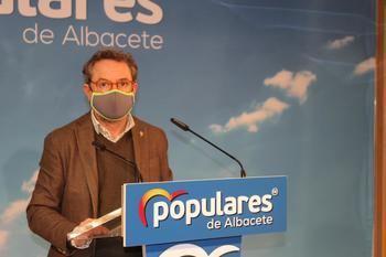 La alarma de Page suena con las vacunas en Albacete