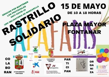 """APAFADIS del CADIG """"La Chopera"""" de Yunquera de Henares, organiza su """"Rastrillo Solidario"""" en Fontanar"""