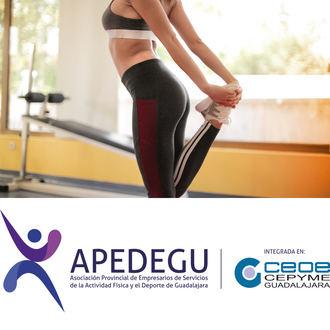 La Asociación de Empresarios de actividad física y deporte de Guadalajara SOLICITA al Gobierno regional la ampliación de aforo en sus instalaciones