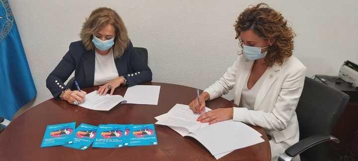 La Asociación de la Prensa de Guadalajara y el Centro Asociado de la UNED renuevan su convenio de colaboración