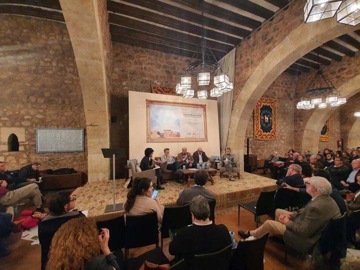 """El presidente en funciones de la Red Castellano Manchega de Desarrollo Rural señaló en el Congreso de Sigüenza que """"urge repoblar nuestros pueblos"""" y abogó por un Pacto de Estado"""