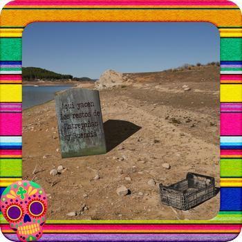 'Recuérdame' canta el Río Tajo desde el Mas Allá mientras se desvanece