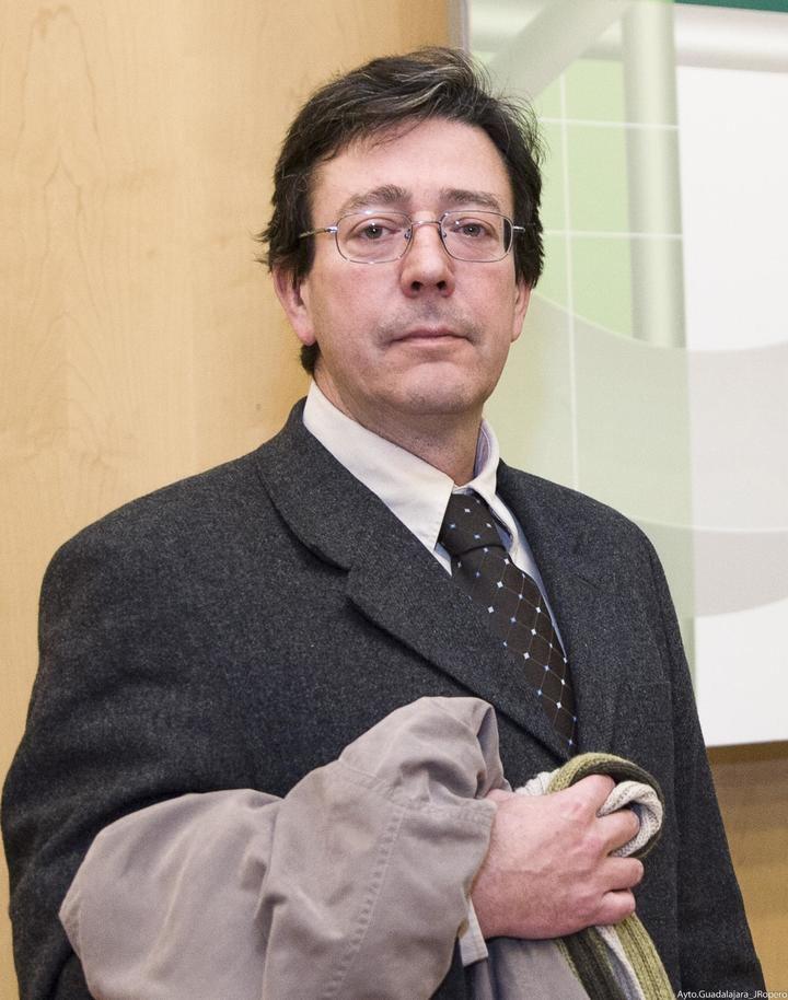 El Ayuntamiento de Guadalajara lamenta profundamente el fallecimiento de Javier Barbadillo, su archivero municipal