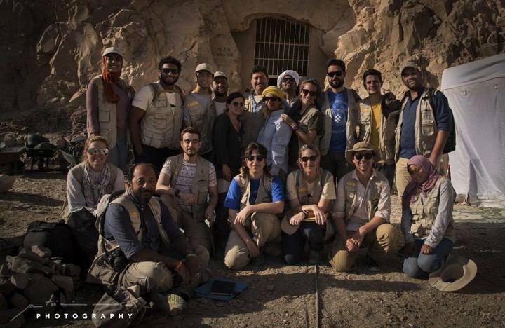 Conoce la investigación de la UAH: el grupo Ciencias en la Arqueología (CIARQ) une pasado e innovación en los yacimientos de Egipto