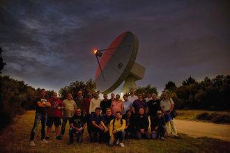 El Parque de Adoratrices será escenario este sábado de la primera observación de AstroGuada