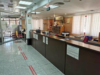 Servicio de Atención a la Ciudadanía (SAC). Fotografía: Ayuntamiento de Azuqueca