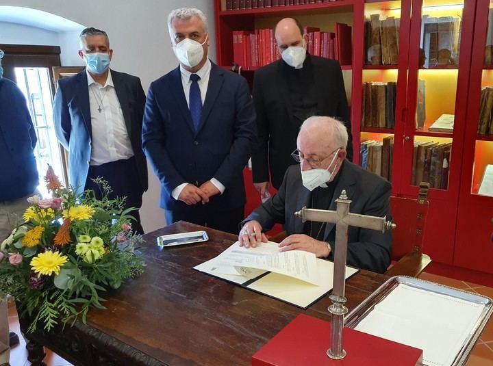 Sábado 25 de septiembre: celebración diocesana en Sigüenza de los 50 años de sacerdocio y 25 de episcopado de don Atilano