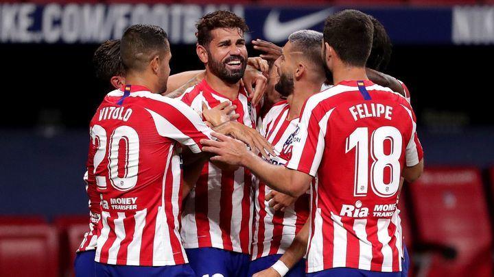Dos positivos por coronavirus en el Atlético de Madrid antes del partido de Lisboa