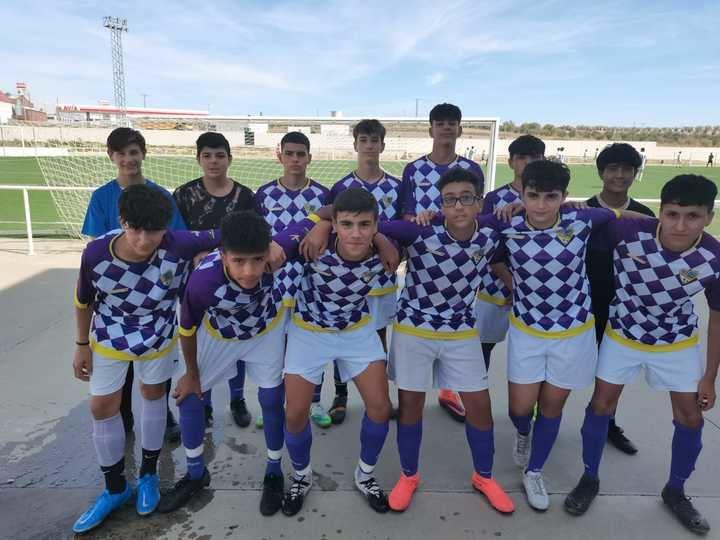 El Cadete del Atlético Guadalajara campeón del Torneo de Yeles
