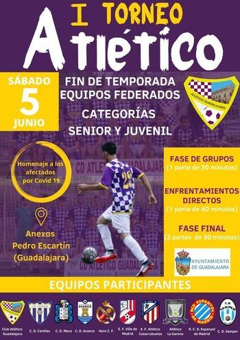 I Torneo Atlético-Fin de temporada Senior y Juvenil