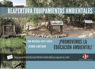 La Reserva Ornitológica y el Aula Apícola de Azuqueca vuelven a recibir visitantes