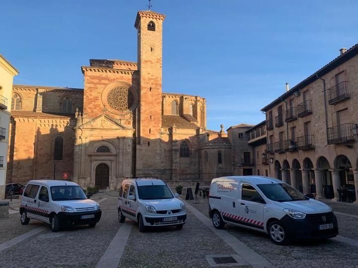 El Ayuntamiento de Sigüenza amplía su parque móvil